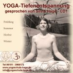 Silvia Hage Yoga CD 1